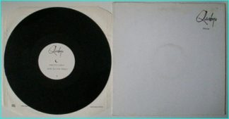 """QUIREBOYS 7 Seven O Clock 12"""" [Promo only in white envelope limited 2 unreleased songs] Limited Ed"""