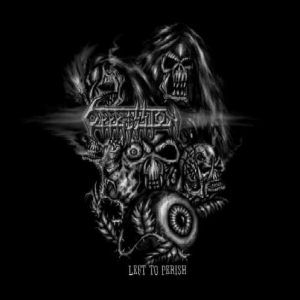 OPPRESSION: Left to Perish [Fast thrash metal] £0 Free for CD or LP orders of £20 from Letter O