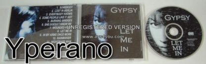 GYPSY: Let me In CD ULTRA RARE private pressing, limited run. London, UK Hard Rock / A.O.R. Great vocals. Check 10 samples