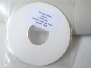 The ALPHA METHOD CD PROMO. Check samples. Free for orders of £15