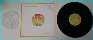 DREAD ZEPPELIN: Heartbreaker (w. electrostatic sticker) CHECK VIDEO -- Led Zeppelin Elvis Reggae Dread Zeppelin