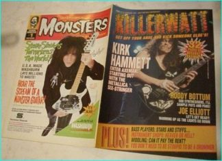 Killerwatt (452) w. Kerrang FREE FOR KERRANG ORDERS OF £25