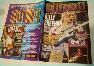 Killerwatt (470) w. Kerrang FREE FOR KERRANG ORDERS OF £25