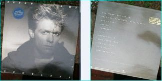 Bryan ADAMS: Reckless [His classic LP. Most of his hits are included here] PROMO LP. Check samples