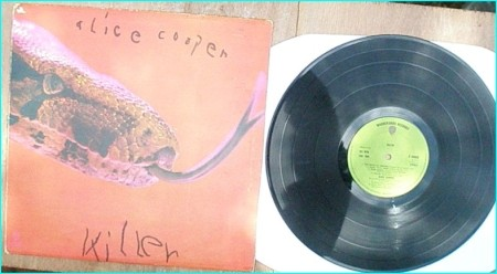 ALICE COOPER: Killer LP. This is a Killer LP -) Under My Wheels etc.