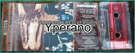 DISARRAY: Bleed [Power Death Metal from USA. Rare] Check samples