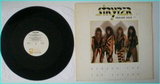 "STRYPER: Reason for the season 12"".best EVER version of ""Winter Wonderland"" Check samples."