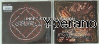 EASTERN INVASION 2 CD. Ultra rare (mostly) Black Metal compilation CD. Check samples