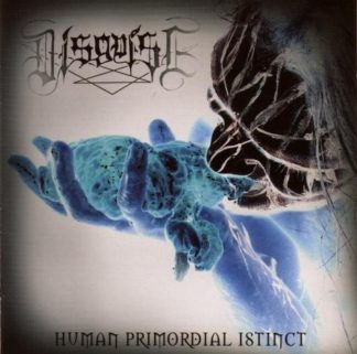 DISGUISE: Human Primordial Instinct CD [MUST HAVE Super Black Metal a la Marduk, Darkthrone, Dimmu Borgir] Check samples