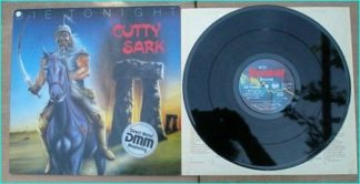 CUTTY SARK: Die Tonight .This 1984 LP is superb Check samples