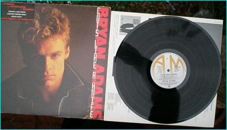 Bryan ADAMS: Cuts like a knife LP. Check videos