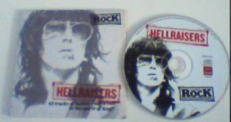 V.A Classic Rock Hellraisers CD Classic Cutz 61 (Hell Raisers) Classic Rock magazine issue 126. Free for orders of £25