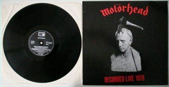 MOTORHEAD: Whats Words Worth? LIVE LP. Check all samples