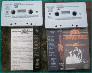 GIRL: Wasted Youth [tape] DEF LEPPARD L.A Guns members. Phil Lewischeck samples HIGHLY RECOMMENDED