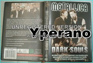 METALLICA: Dark Souls DVD