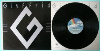 GIUFFRIA S.T / 1st / debut [Classic Hard Rock with fantastic melodies by Gregg Giuffria on keyboards] CHECK VIDEOS