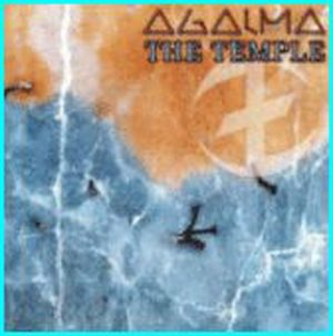 THE TEMPLE: Agalma CD Rare Highly Recommended Rock / Psychedelic / Metal. great Hawkwind cover œSilver Machine. Check samples