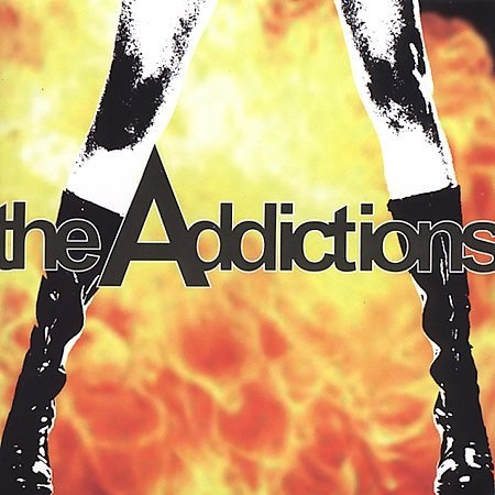 THE ADDICTIONS: The Addictions CD 2005. Heavy Poppy rock with metal riffs. Superb female singer. Check video n all samples.