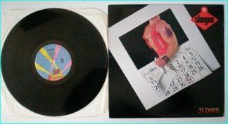 SHOGUN: 31 Days LP [ex Tokyo Blade singer Tokyo Blade n Chinatown] check audio samples