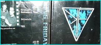 KING FRIDAY: King Friday CD. Aggressive progressive heavy rock, Canada. Contemporary Christian. Check samples