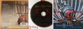 THOUGHT CHAMBER: Angular Perceptions PROMO CD. Inside Out Music Promo. Prog Rock / Metal. Check samples