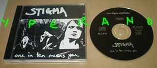 STIGMA: One in ten means you CD. EXPLOITED. Scottish Rock, Metal, pop, punk. Check all samples
