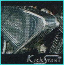 KICKSTART: Fuel CD hard rock style Aerosmith, AC/DC, ZZ Top, Rush and metal riffs. Check samples