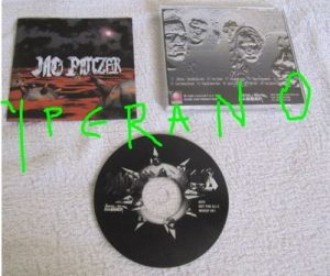 JAG PANZER: Dissident Alliance CD PROMO. Americas finest metal. By far their best CD ever. Check samples