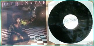 Pat BENATAR: Tropico LP////CHECK VIDEOS