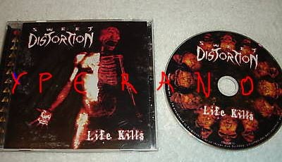 SWEET DISTORTION: Life Kills CD Mix of System of a Down, Metallica, Slipknot, Pantera