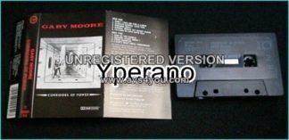 GARY MOORE: Corridors of Power [tape] Check samples