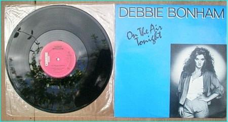 Debbie BONHAM: On The Air Tonight [The daughter of legendary Led Zeppelin drummer]