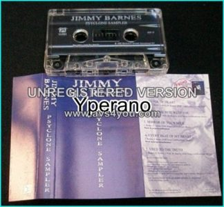 JIMMY BARNES: Psyclone [Promo Sampler Tape] Check all samples n videos