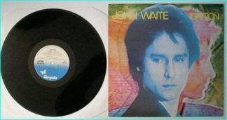 JOHN WAITE Ignition LP ex Bad English, The Babys singer