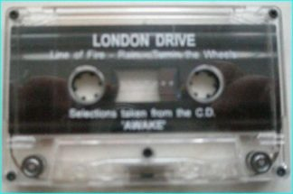 London Drive A.O.R Promo tape (JOURNEY meets DARE meets THE STORM)