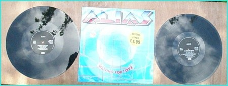 ALIAS Waiting for Love [Totally killer A.O.R ballad. No 1 in the US charts] check VIDEO