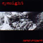 EYESIGHT: Hands In Chains CD [German punk, HC, crossover band self financed RARE release]