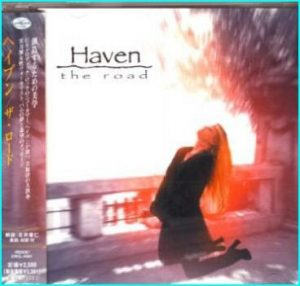"""HAVEN: The Road CD The fantastic female singer that sung Queensryches """"Sweet Sister Mary"""" from """"Mindcrime"""" A.O.R a la Heart"""
