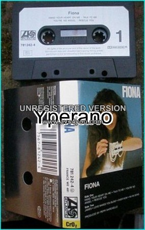 FIONA: Fiona. Tape cassette. Debut masterpiece 1985. Top Melodic Hard Rock / A.O.R. Check videos