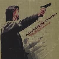 ACUMEN NATION: What the F**k? (10 Years of Armed Audio Warfare) CD harsh amalgam of metal n electronics. CHECK SAMPLES
