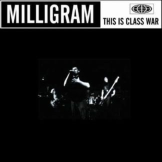 MILLIGRAM: This Is Class War CD Digipak (T7001, OUT OF PRINT but available here) Check samples
