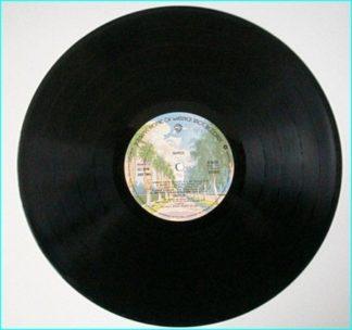 TRAPEZE: Trapeze 1976 self-titled LP Glenn Hughes, Whitesnake, Black Sabbath, Judas Priest, Deep Purple band members