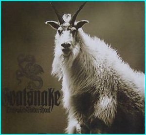 GOATSNAKE: Trampled Under Hoof CD doom / classic Black Sabbath. incl. Saint VitusBlack Oak Arkansas cover songs. SAMPLES
