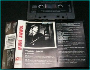 Tommy SHAW: Ambition [Tape] the Styx and Damn Yankees man Check video