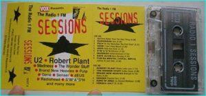 The Redio 1 FM Sessions BBC U2, Robert Plant, Madness,.