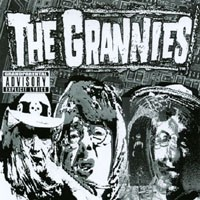 The GRANNIES: s/t CD punk-metal with humor. Listen to Audio SAMPLES