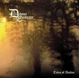 DIVINE EMBRACE: Tales of Avalon CD [death metal, melodic heavy Metal: Iron Maiden, Death, Kreator]
