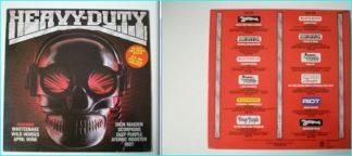 HEAVY DUTY: [Whitesnake, Wild Horses, April Wine, Iron Maiden, Scorpions, Deep Purple, Atomic Rooster,