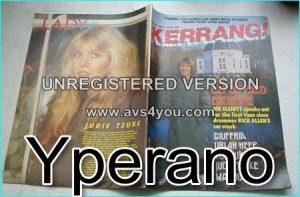 KERRANG NO. 90 .MAR 1985 Def Leppard on the cover, Uriah Heep, Tobruk, Giuffria, Magnum, Judie Tzuke