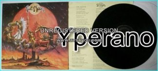 FULL MOON: Full Moon LP. Epic Metal masterpiece. Check samples. Rodney Matthews epic artwork ULTRA RARE